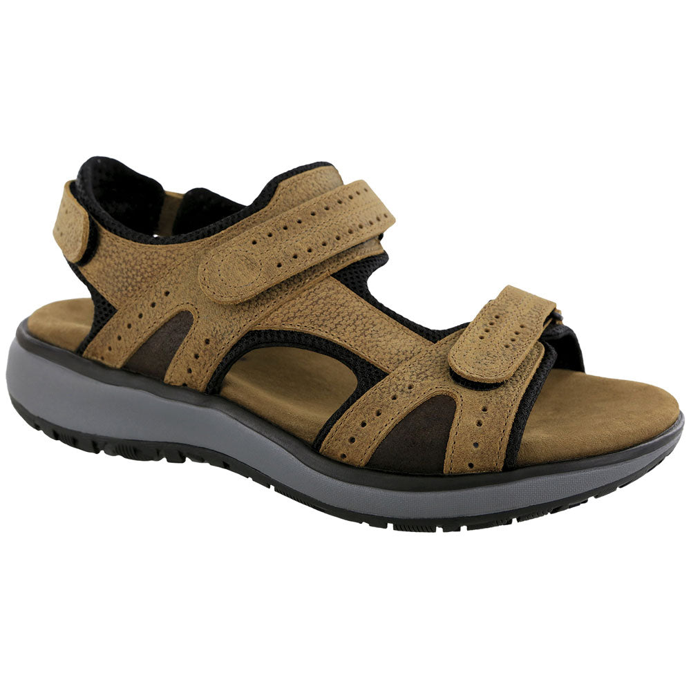 SAS Embark Sandal in Stampede at Mar-Lou Shoes