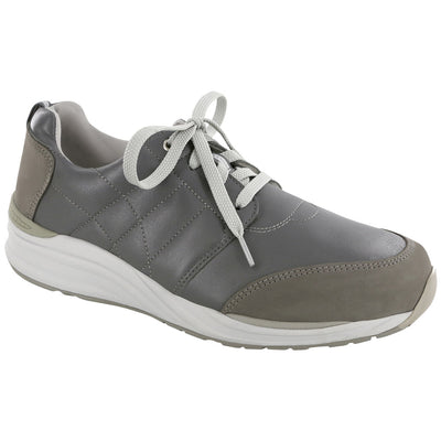 Venture in Grey Leather