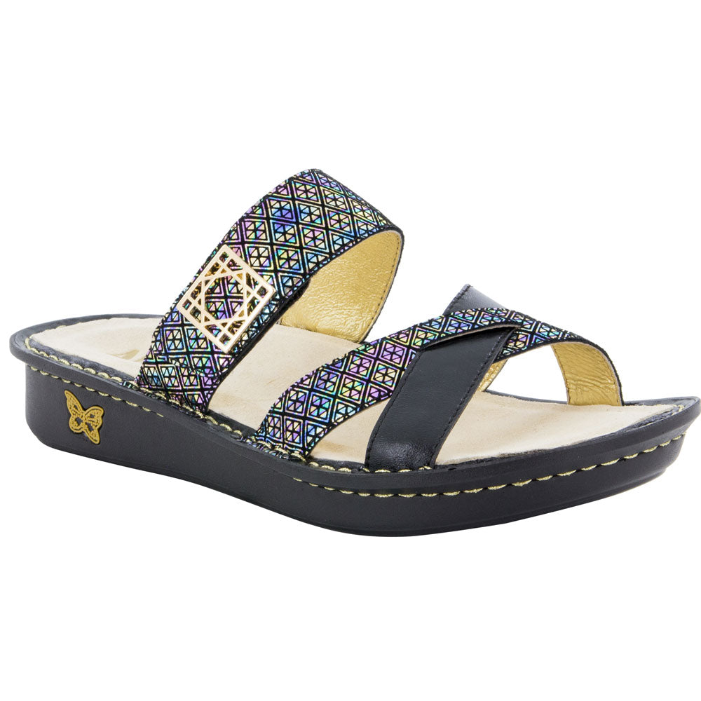 Victoriah Sandal in Diamonds Forever