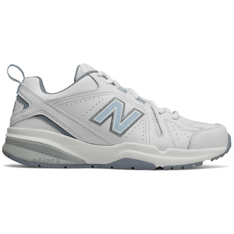 New Balance Women's 608v5 in White at Mar-Lou Shoes