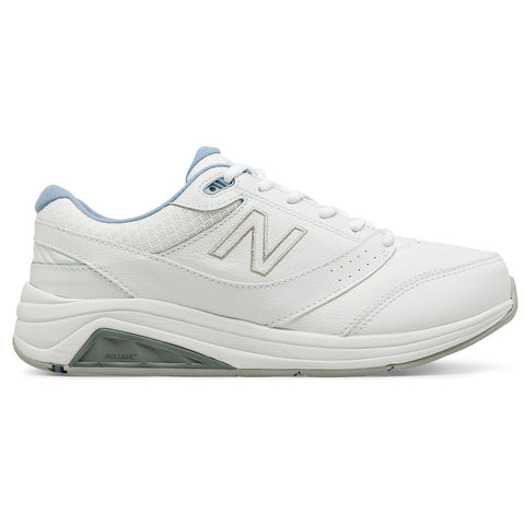 New Balance Women's 928v3 in White Leather at Mar-Lou Shoes