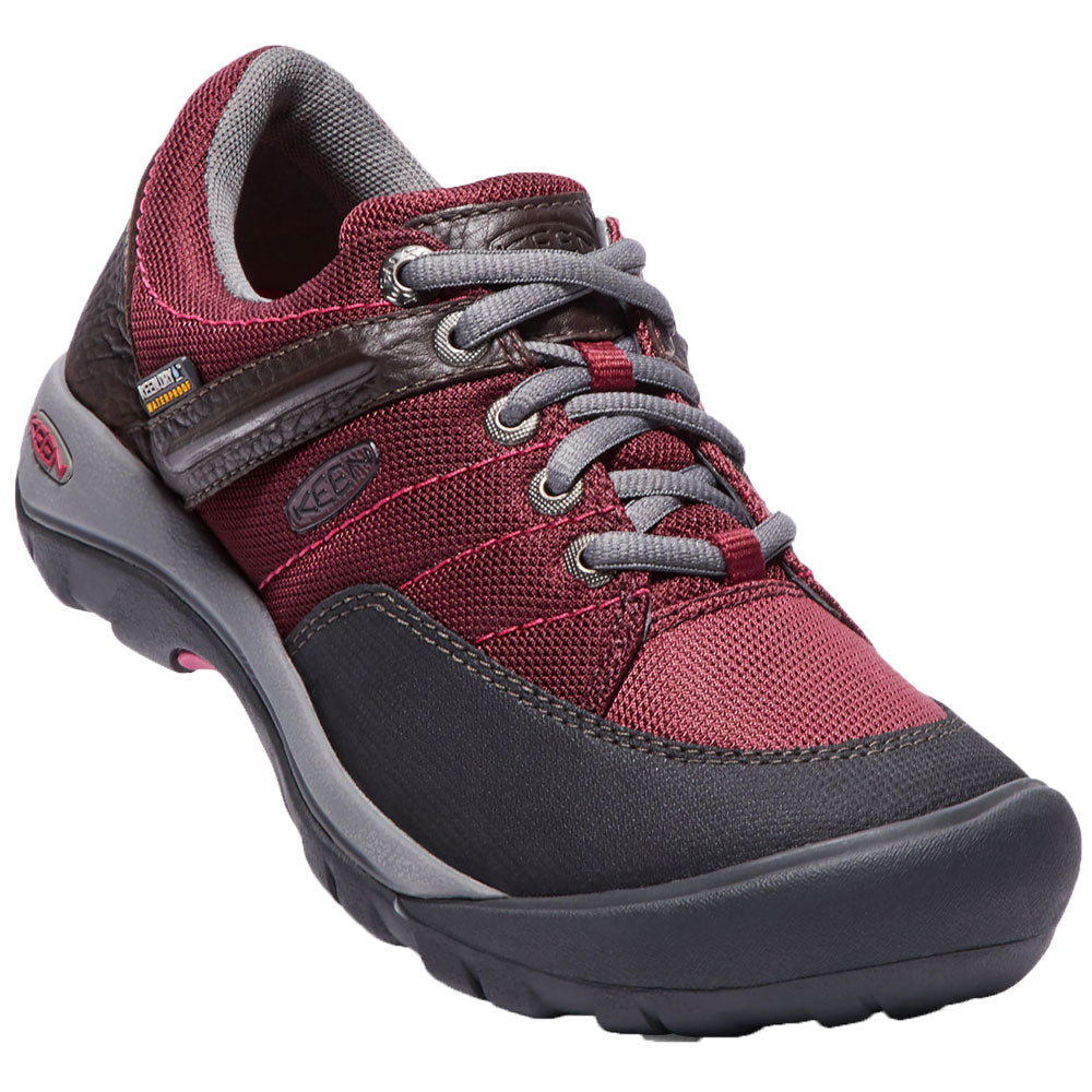 Presidio in Zinfandel Sport Waterproof Mesh