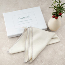 SILK CLEANSING CLOTHS