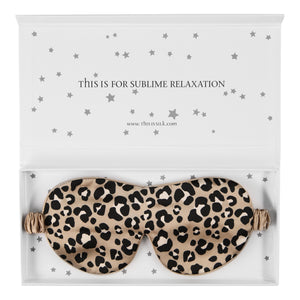 SILK EYE MASK In Spirit Animal