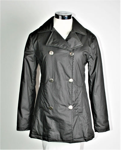Vivienne Westwood Leather Peacoat