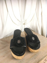 Coach Judith Slide Sandals