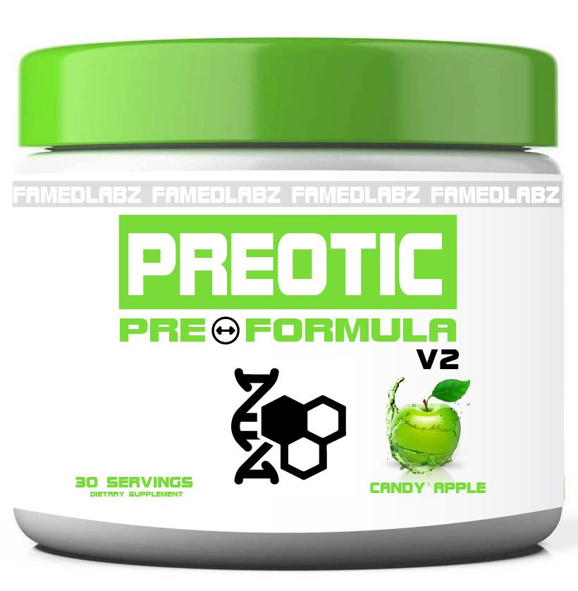 Preotic V2 Pre-Workout