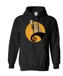 Limited Edition Nightmare Before Christmas Items ( Hoodie, Shirt, Tank ) 2 Color Options