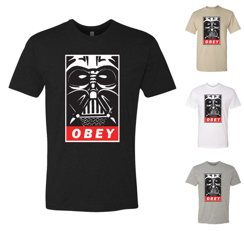 Obey Vader T Shirt