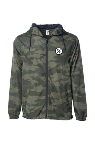 Camo LightWeight Windbreaker Jacket ( 3 Colors )