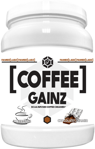 Coffee Gainz - BCAA Infused Coffee Creamer