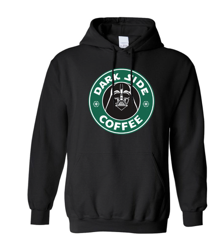 Dark Side Coffee Hoodie