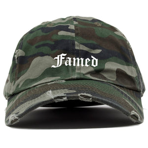 Famed Dad Hat - Camo