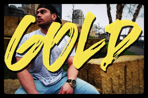 Men's Apparel Pack:  Gold Edition