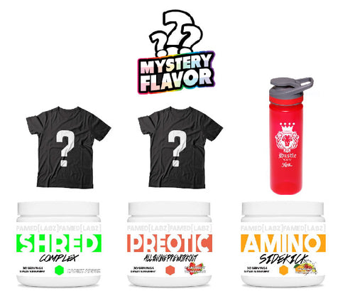 Mystery Flavor Stack Pack