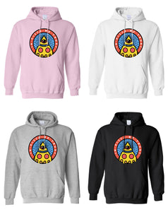 In Pizza We Trust Hoodie