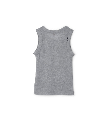 Baby Journey Merino Tank - Heather Gray