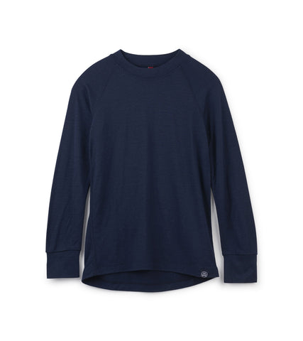 Everyday Merino Shirt - Pacific Blue