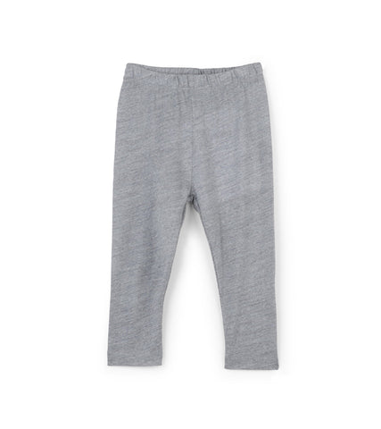 Baby Non-Stop Merino Legging - Heather Gray