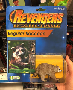 Revengers: Regular Raccoon