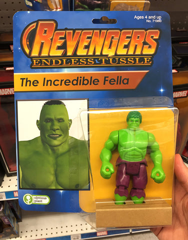 Revengers: Incredible Fella