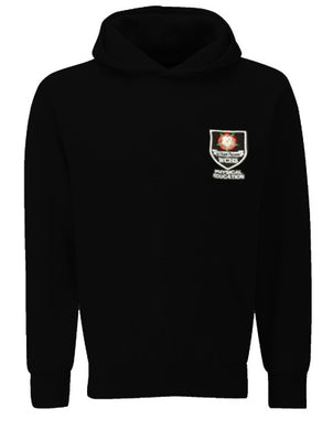 West Craven Hoodie With Logo