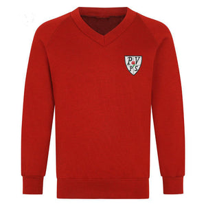 Pendle View Primary Raglan Sweatshirt