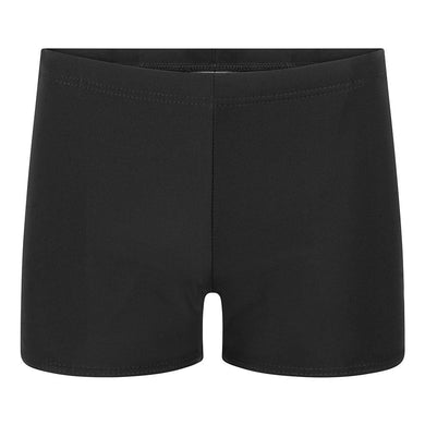 Boys Swimming Shorts Black