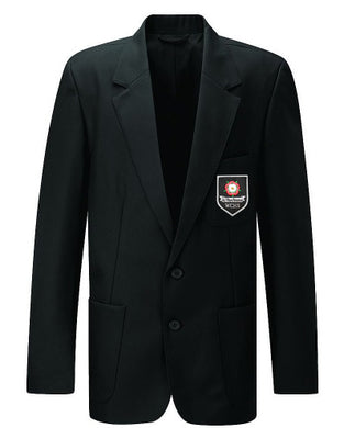 West Craven Boys Blazer With Logo