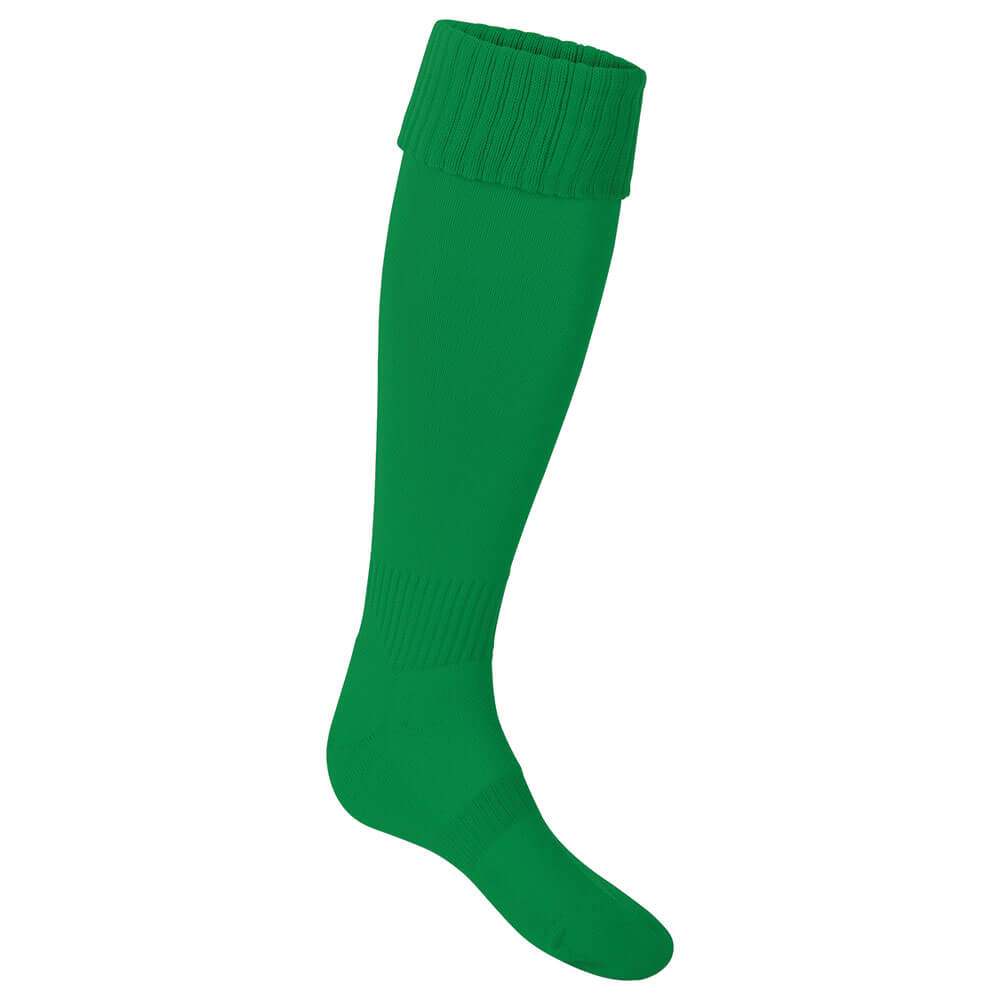 Football, Rugby Sports Socks PE Emerald Green