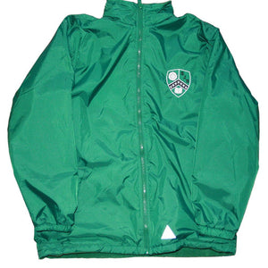 St John RC Reversible Raincoat + Logo