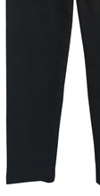 Black Lycra Leggings Matt Finish 100% Cotton