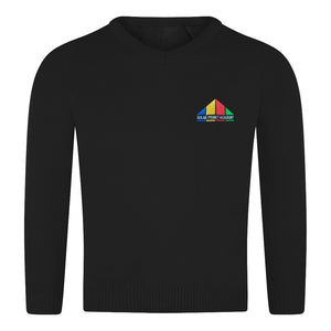 Colne Primet Academy Jumper With Official School Logo