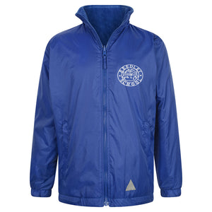Reedley Primary Reversible Raincoat With Logo