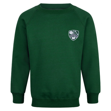 St John Southworth RC  Sweatshirt + Logo