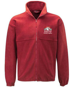 Whitefield Primary Fleece Jacket With Logo