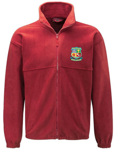 Lomeshaye Junior Fleece Jacket With Logo