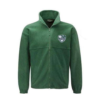 St John Southworth RC Primary Fleece Jacket With Logo