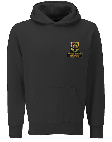 Park High Hoodie With Logo