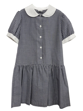 Christ Church Summer Tartan School Girls Dress
