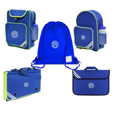 Reedley Primary Bookbag & Backpack