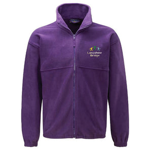 Laneshawbridge Primary Fleece Jacket With Logo