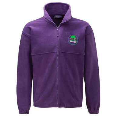 Walverden Primary Fleece Jacket With Logo