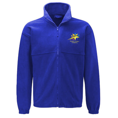 PendlenPrimary Fleece Jacket With Logo