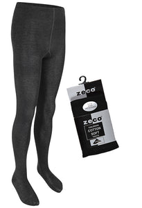 High Grade ZECO Cotton Tights Black Grey Green White