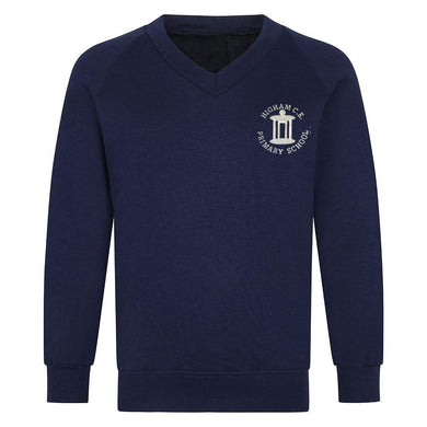 Higham St Year 6 V-Neck Sweatshirt