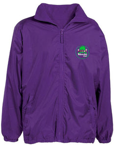 Walverden Primary Reversible Raincoat