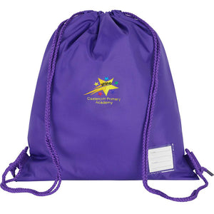 Castercliff Primary School Book Bags & Backpack
