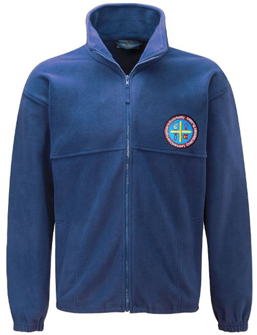 Saint John's Primary Fleece Jacket
