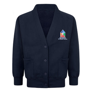 Holy Saviour RC Primary Sweat Cardigan